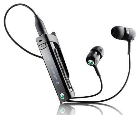 review sony ericsson mw600 bluetooth headset the newtown nerd. Black Bedroom Furniture Sets. Home Design Ideas